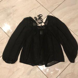 Black Blouse 👚
